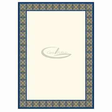 Diplomų popierius A4 100gr. 50 lapai (Anglia)