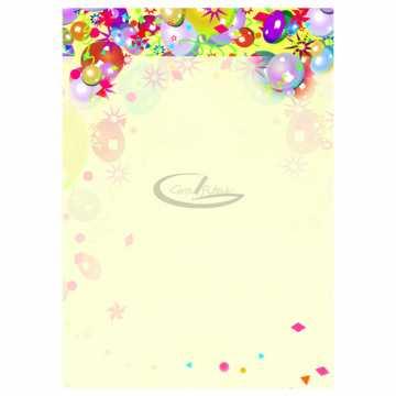 Diplomų popierius A4 100gr. 50 lapai (Party)