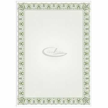 Diplomų popierius A4  (Cyprys)