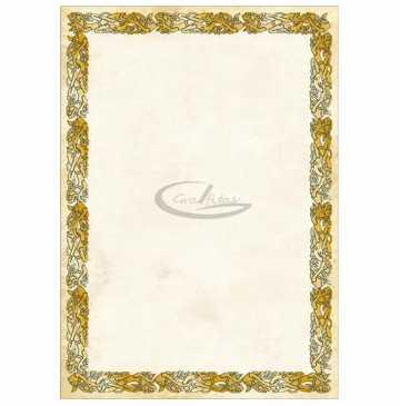 Diplomų popierius A4 250gr. 20 lapų (Celtic)
