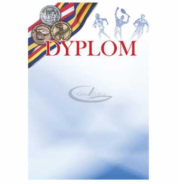 Diplomų popierius A4 250gr. 20 lapų (Olimpiada)