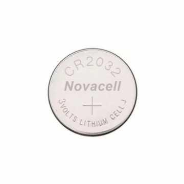 Elementai NOVACELL lithium CR2032
