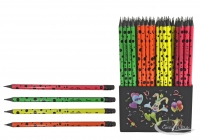 Pieštukai plastikiniame stovelyje A-004